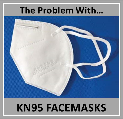 Fake KN95 facemasks