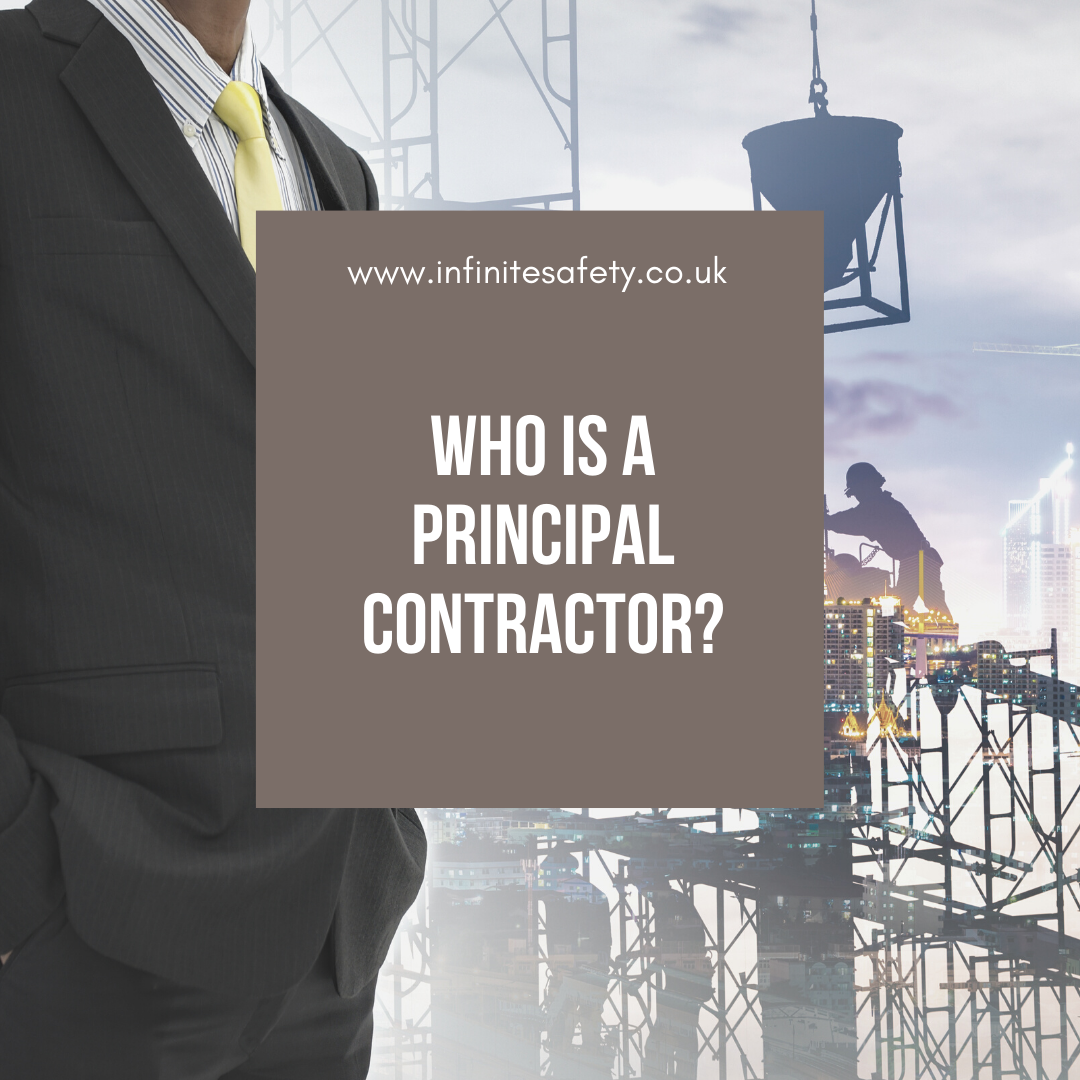 who is a principal contractor